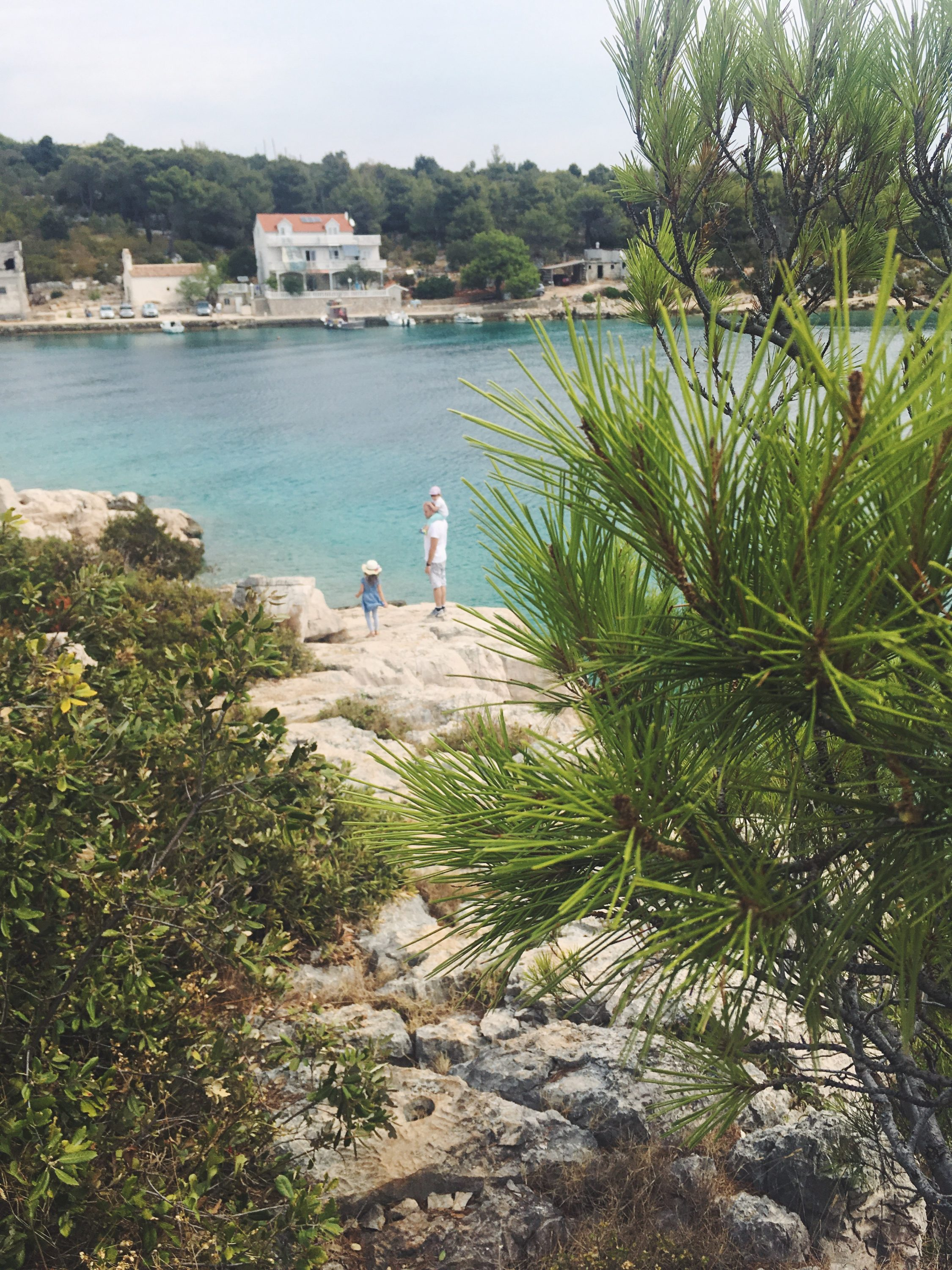 Murter Island Croatia full of life free spirit nature mom blogger jezera tisno happiness mama blogerica traveling kids lifestyle sea adriatic jadransko more more less ines blogger travel boat summer adventure murtar