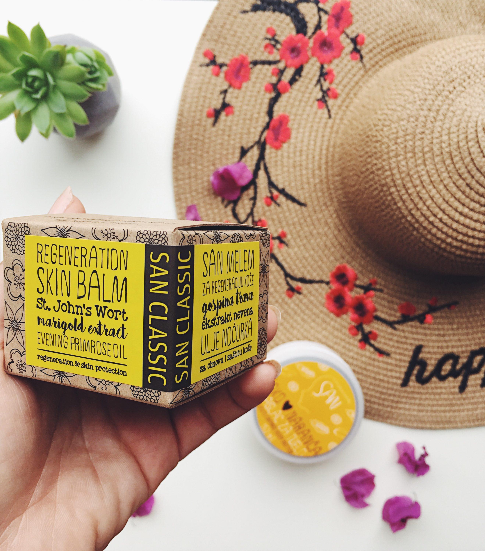 natural cosmetics krema kozmetika san more less ines mama blogerica parfumerija drogerija home made prirodna krema za lice flatlay rituali