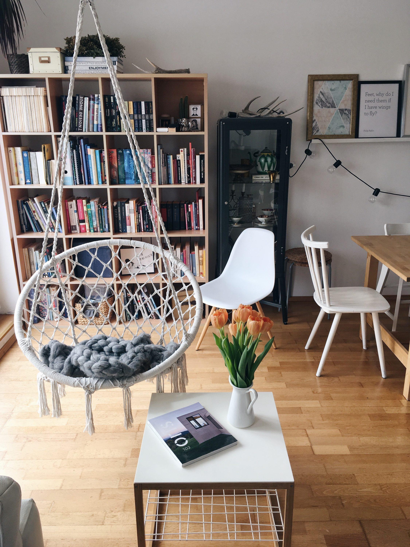 Viseca fotelja Jysk u stanu