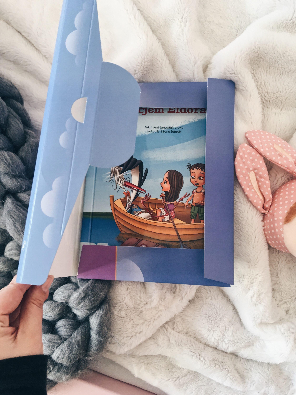 Pakiranje za dječju knjigu Ptičji Eldorado by Tvornica snova