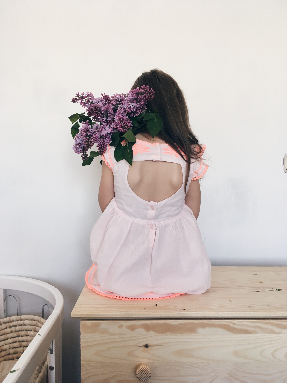 božuri komoda ikea kids decor flowers jorgobani