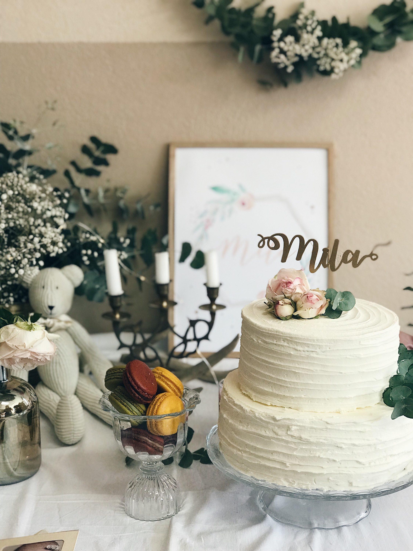 torta i kolači za krštenje dekoracija za krštenje