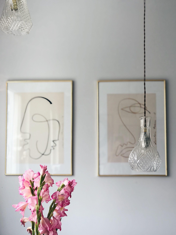 flowers and art, cvijeće i umjetnost