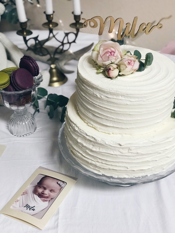 torta i kolači za krštenje