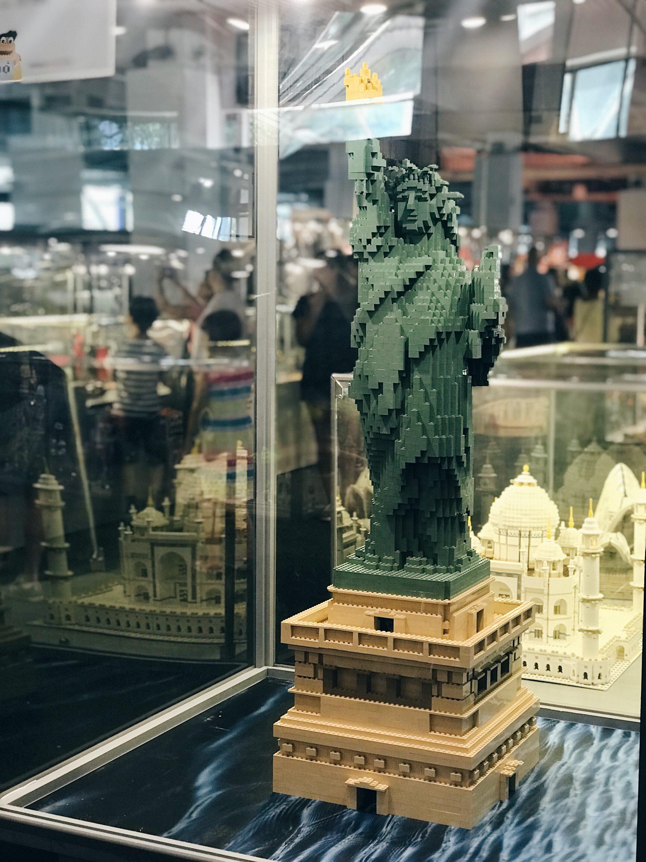lego kockice kip slobode
