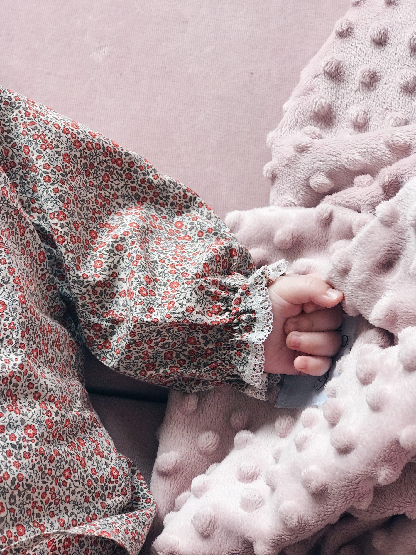 Dada&Roko roza deka