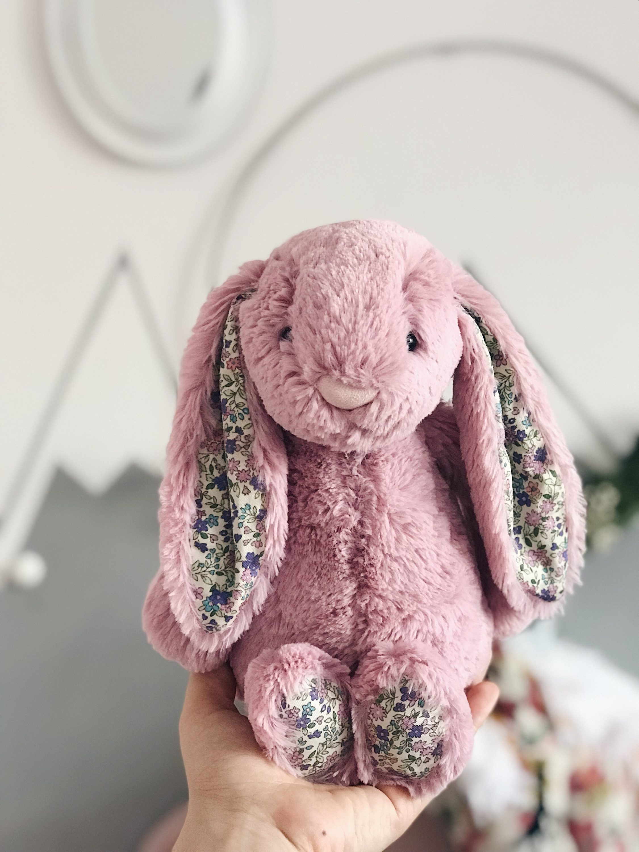 rozi fluffy zec igračka