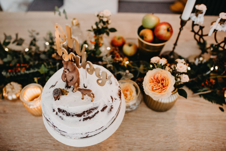 torta za šumski rođendan