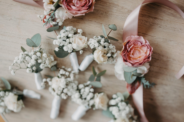 reveri za vjenčanje šlajer ruža eukaliptus