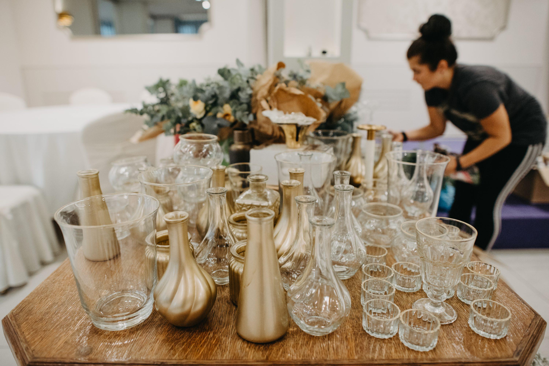 zlatne vaze zlatne čaše