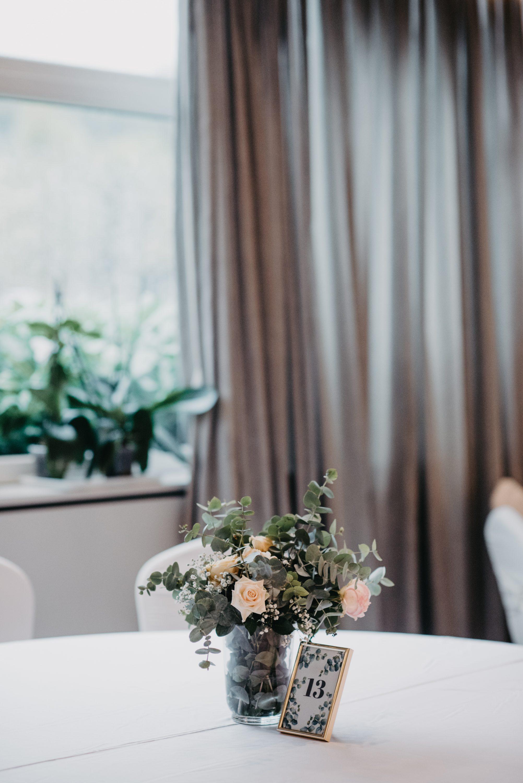 buket eukaliptusa broj 13 stol za vjenčanje