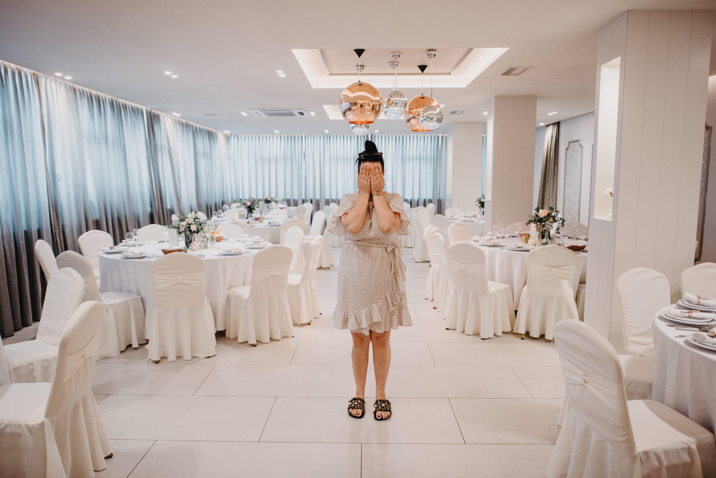 more less ines bijela sala za vjenčanje