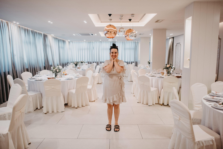 more less ines Dekoracija sale za vjenčanje
