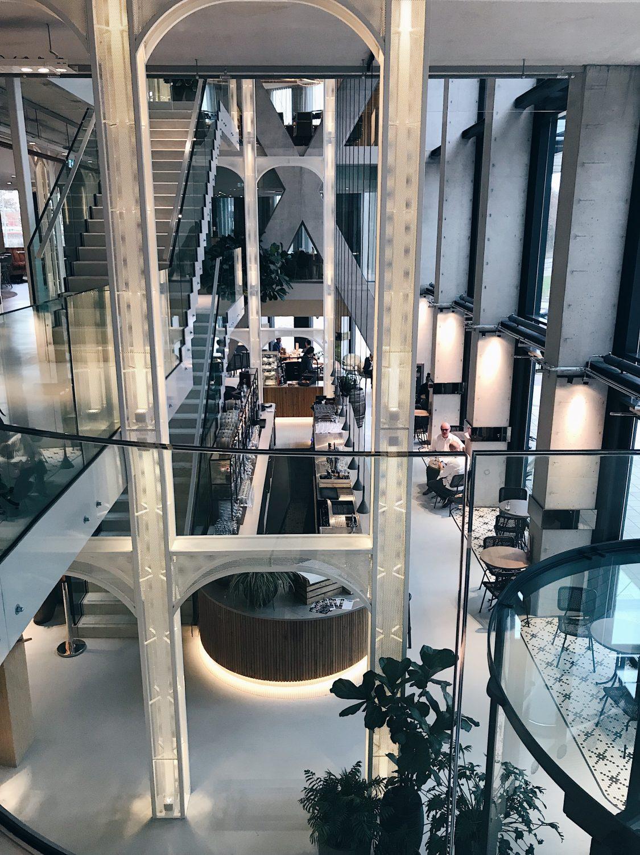lobby hotel qo amsterdam