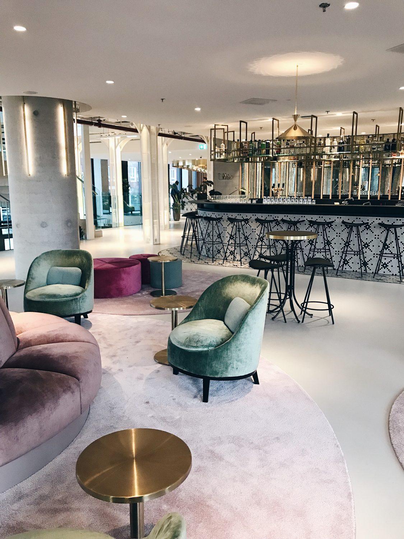 bar view hotel qo amsterdam