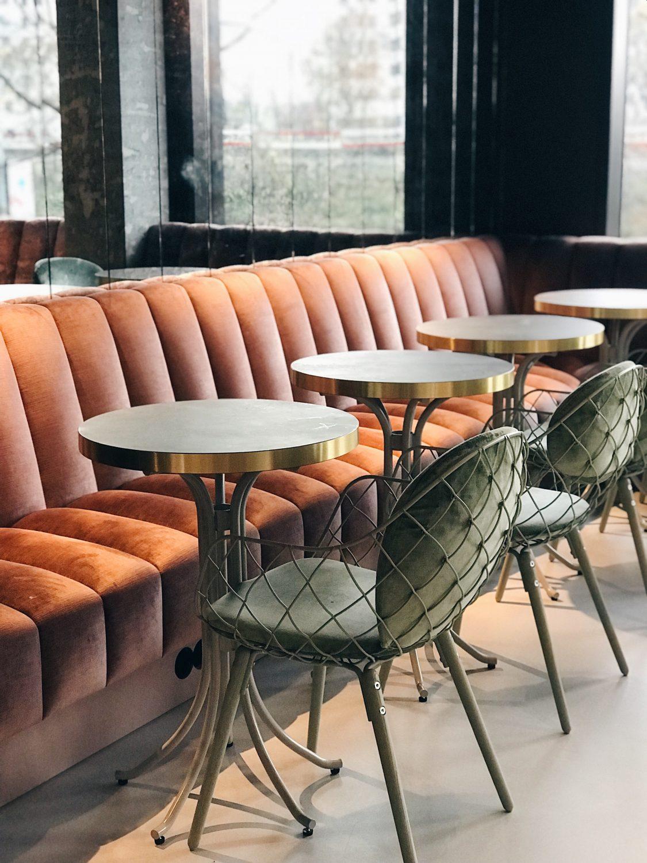 hotel qo amsterdam golden tables