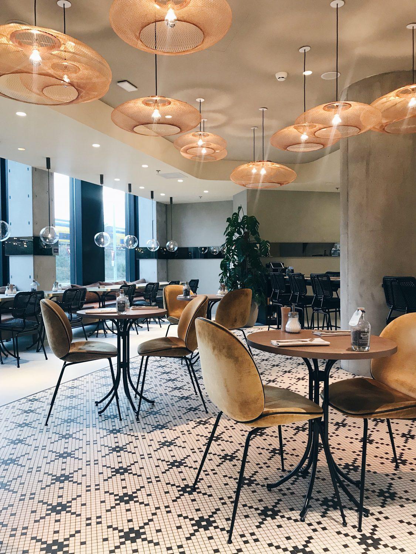 restoran hotel qo amsterdam