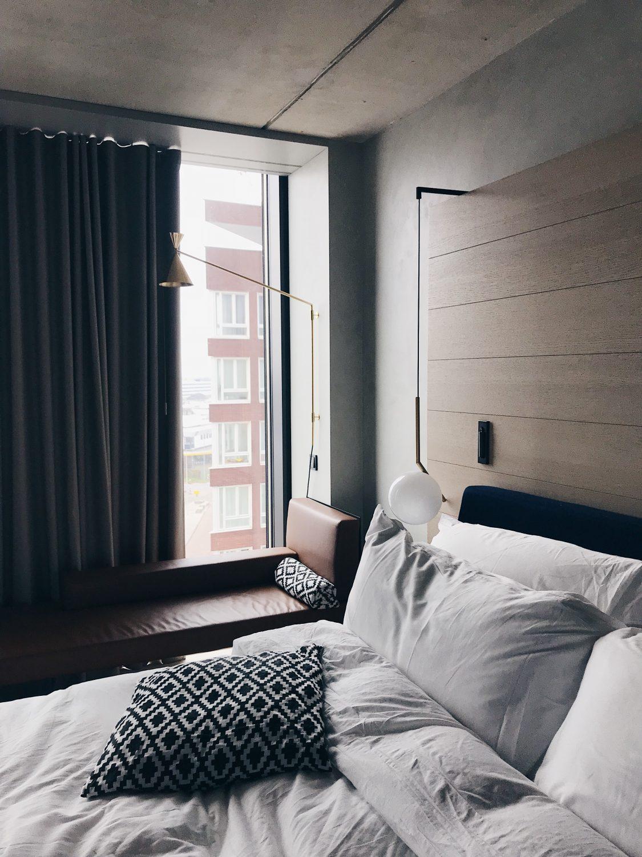 hotel qo amsterdam room interior design