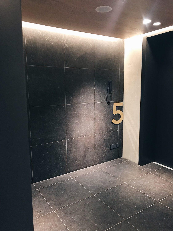 hotel qo fifth floor number