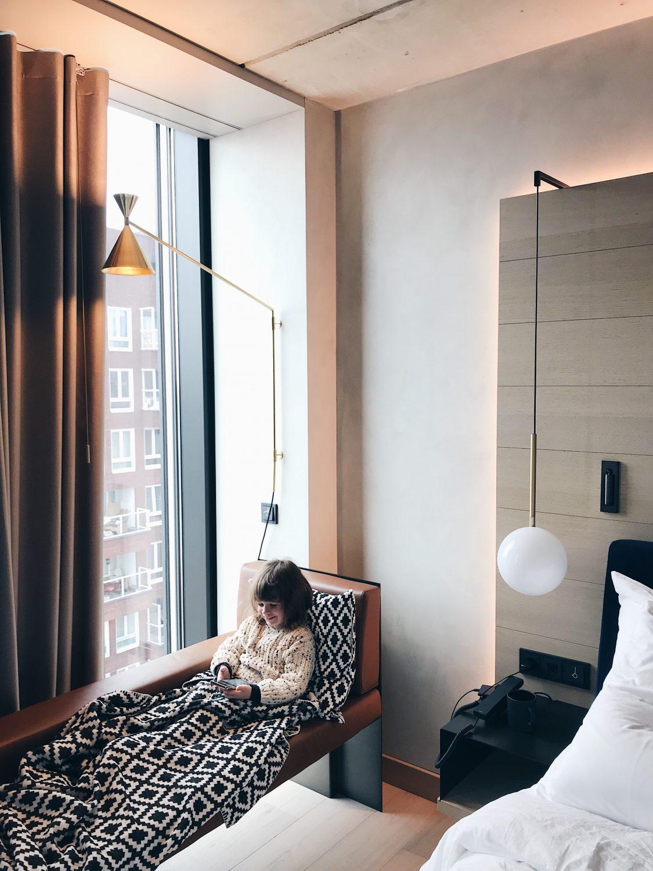 hotel qo amsterdam lounge