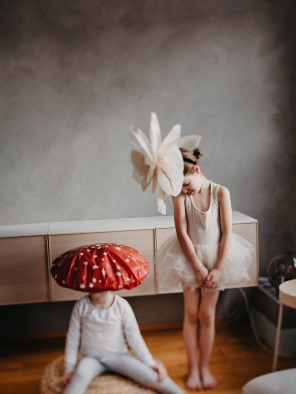 Ples jednog cvijeta i male gljive
