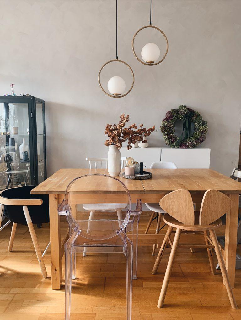 blagovaonski stol more less ines